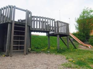 Spielplatz am Hülschenbrauck Foto: Pia Maranca